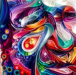 1b Paper Quilling