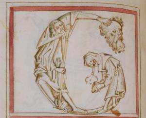 British Library, Add. MS 8887 (15th century)